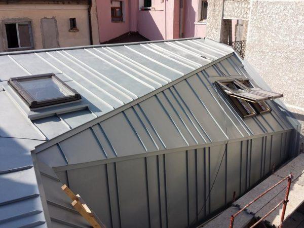 Titan zinc – Casa particulara Gara de Nord