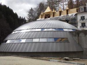Tabla faltuita - Otel Mazzonetto Mavis 0.55mm - Bucuresti